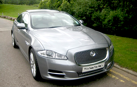 Take Jag Jaguar Chauffeur Car Hire